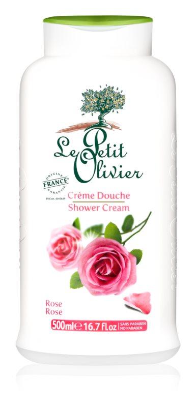 Le Petit Olivier Rose Крем для душу