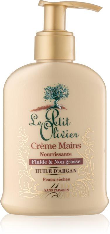 Le Petit Olivier Argan Oil vyživující krém na ruce