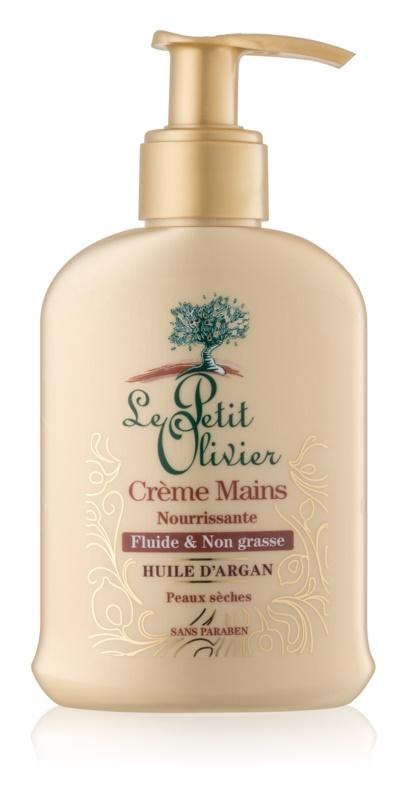 Le Petit Olivier Argan Oil поживний крем для рук