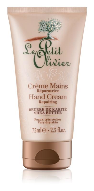 Le Petit Olivier Shea Butter ultra hydratační krém na ruce