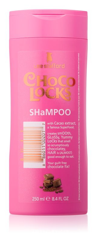 Lee Stafford CHoCo LoCKs čistiaci šampón