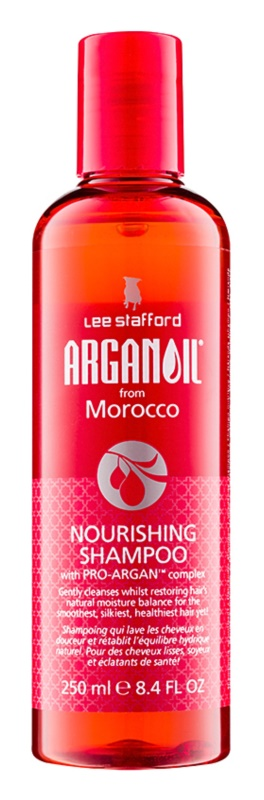 Lee Stafford Argan Oil from Morocco vyživující šampon na vlasy