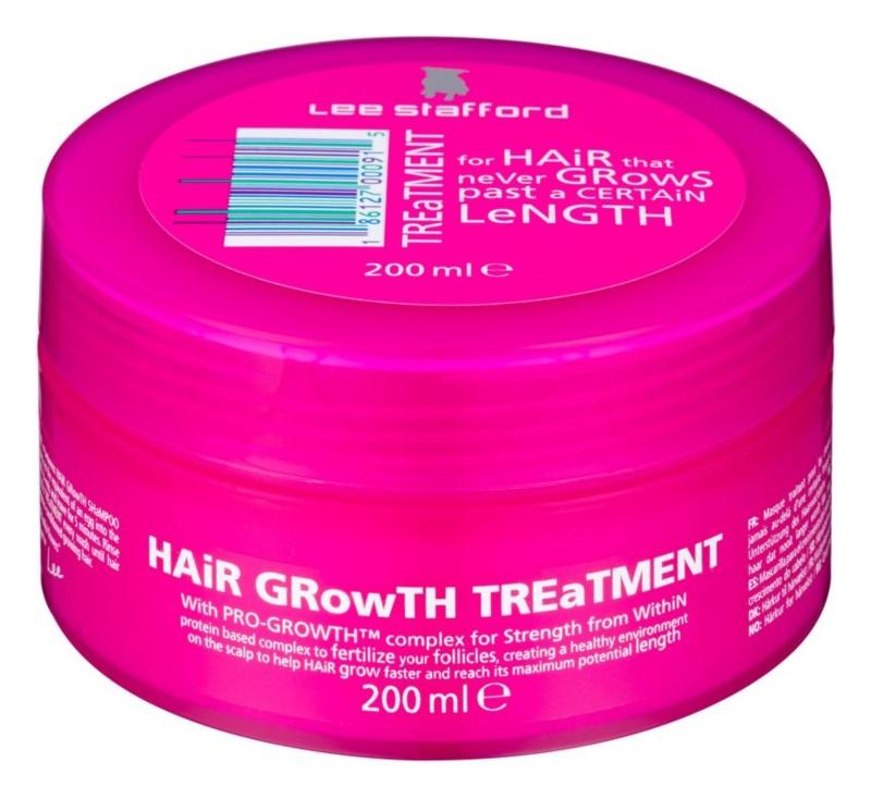 Lee Stafford Hair Growth maska pro podporu růstu vlasů a proti jejich vypadávání