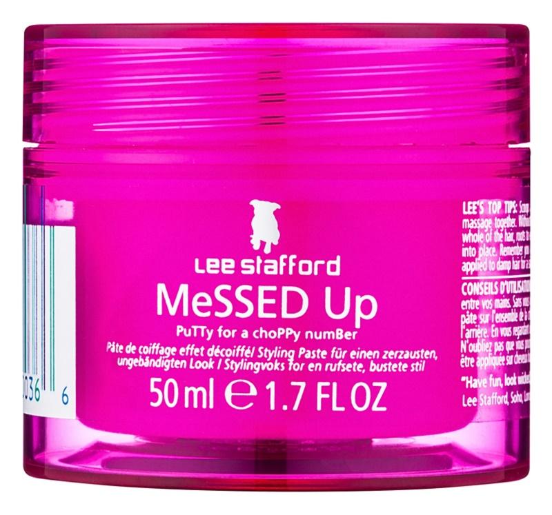Lee Stafford Styling tvarující tmel na vlasy