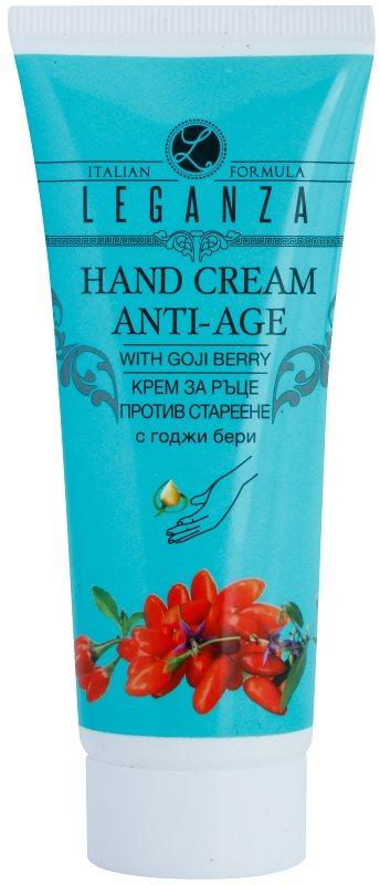 Leganza Goji Berry Hand Cream Anti Aging Skin