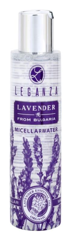 Leganza Lavender oczyszczający płyn micelarny