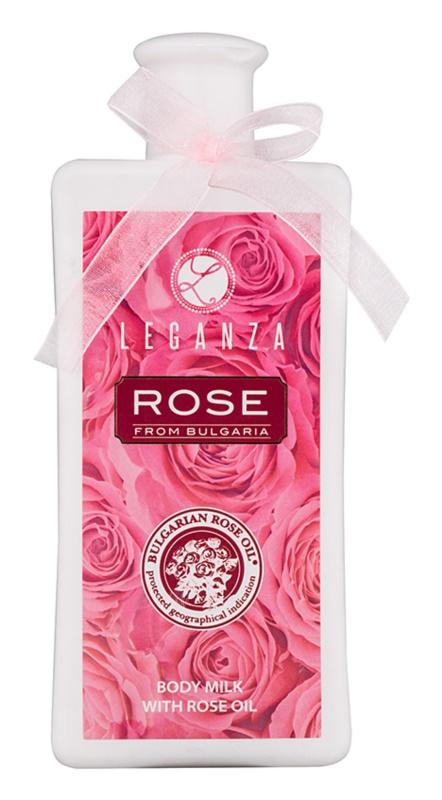 Leganza Rose leite corporal