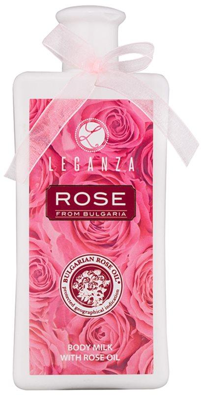 Leganza Rose tělové mléko
