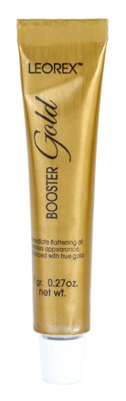 Leorex  Gold Gesichtsmaske mit Goldpuder