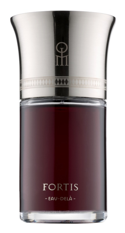Les Liquides Imaginaires Fortis eau de parfum mixte 100 ml