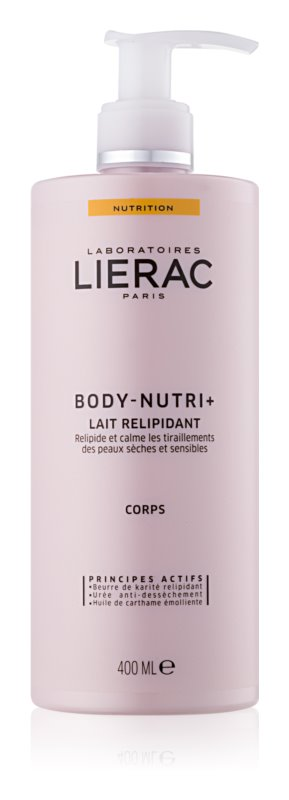 Lierac Body-Nutri+ Nourishing Body Milk