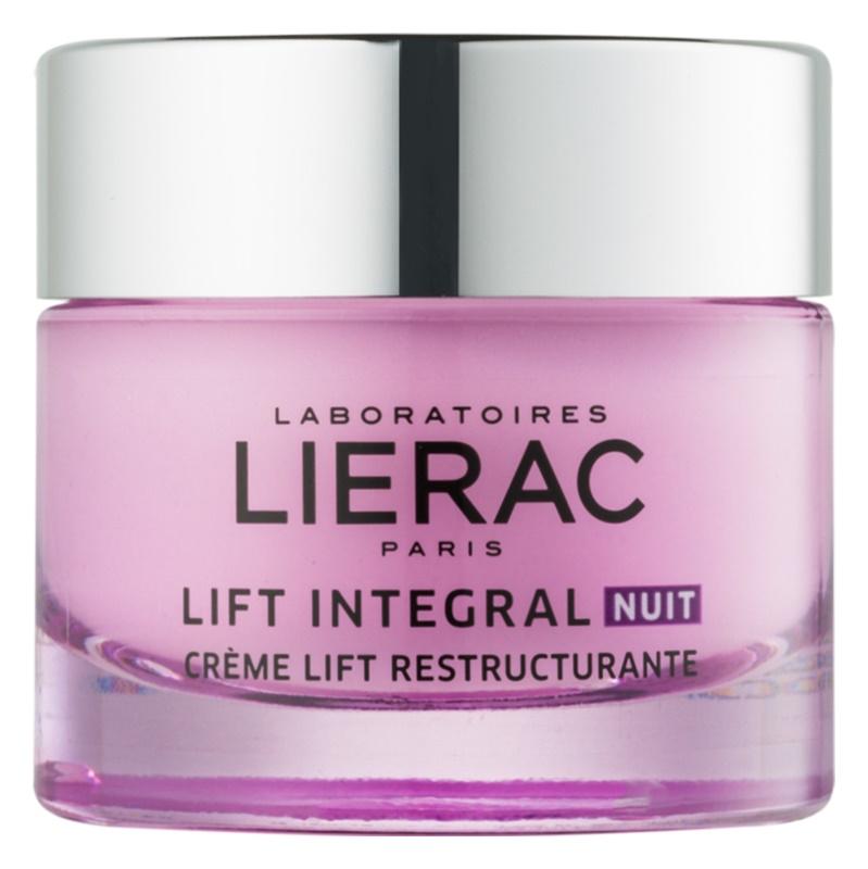 Lierac Lift Integral noční remodelační krém s liftingovým efektem