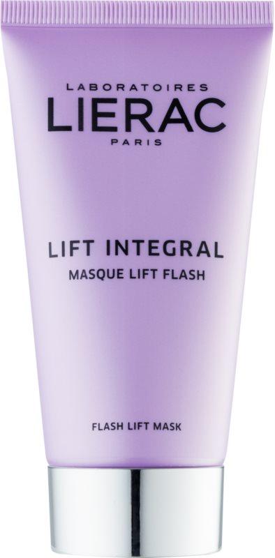 Lierac Lift Integral posvetlitvena maska za obraz z učinkom liftinga