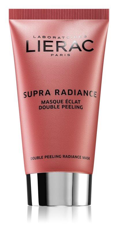 Lierac Supra Radiance eksfoliacijska maska za osvetlitev kože