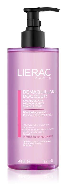 Lierac Démaquillant Mizellen-Reinigungswasser für alle Hauttypen