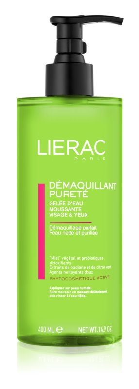 Lierac Démaquillant Purifying Foam Gel For Normal To Oily Skin