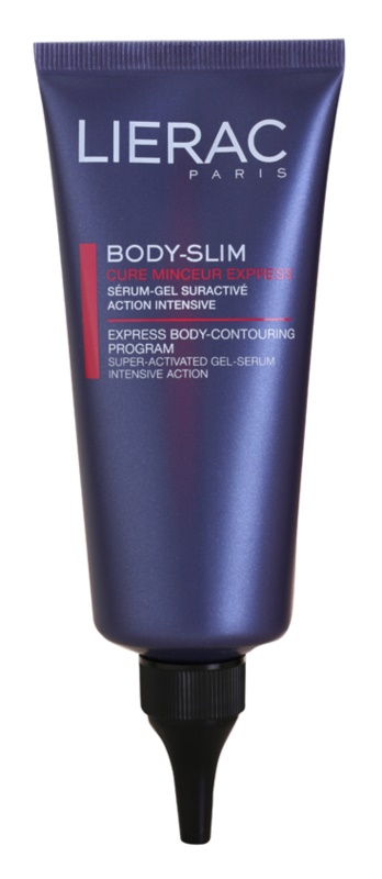 Lierac Body Slim expresná zoštíhľujúca kúra