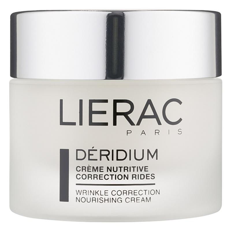 Lierac Deridium Tages- und Nachtscreme gegen Falten für trockene bis sehr trockene Haut