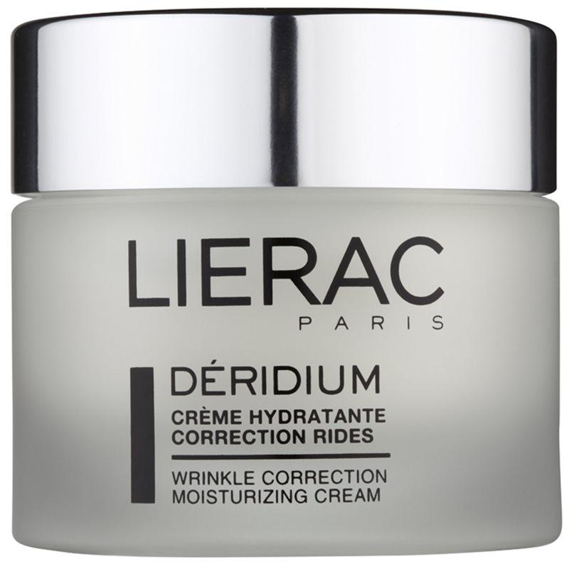 Lierac Deridium denní i noční hydratační krém s protivráskovým účinkem pro normální až smíšenou pleť
