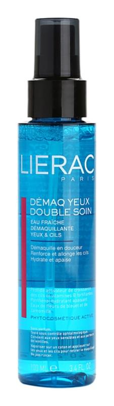 Lierac Démaq Yeux feuchtigkeitsspendendes Reinigungswasser für die Augen