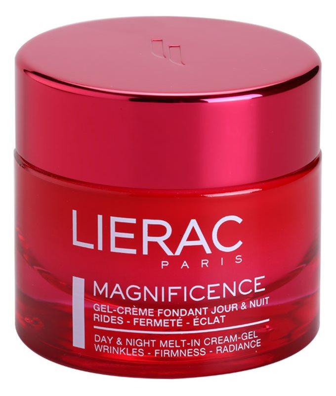 Lierac Magnificence crema antiarrugas de día y noche  para pieles normales y mixtas