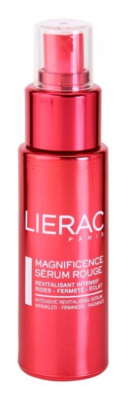 Lierac Magnificence rozświetlające serum do twarzy przeciw zmarszczkom