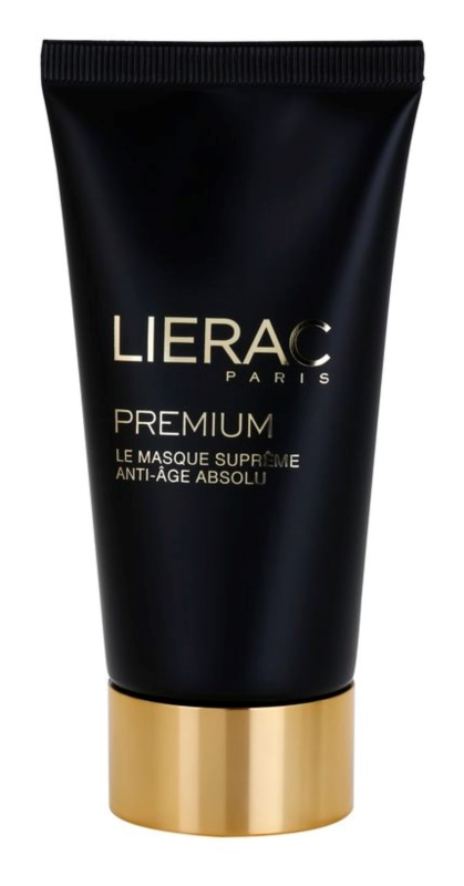 Lierac Premium Rejuvenating Facial Mask With Immediate Effect