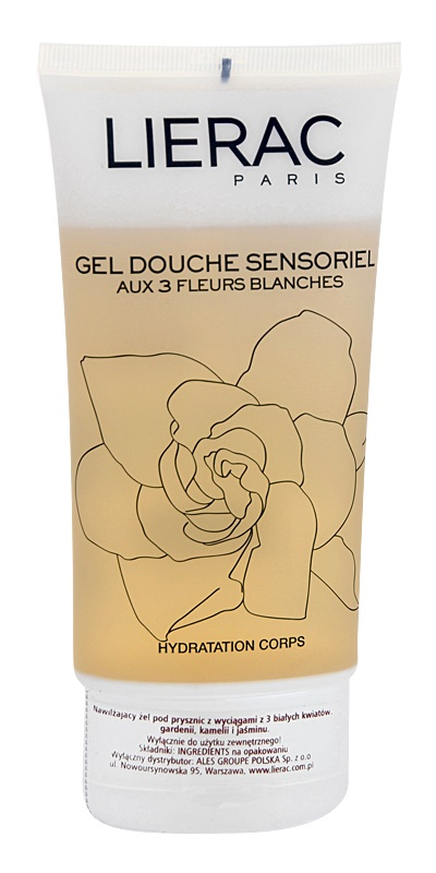 Lierac Les Sensorielles Shower Gel For All Types Of Skin