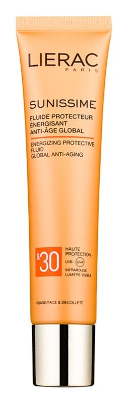 Lierac Sunissime Energetisierendes Schutzfluid SPF 30
