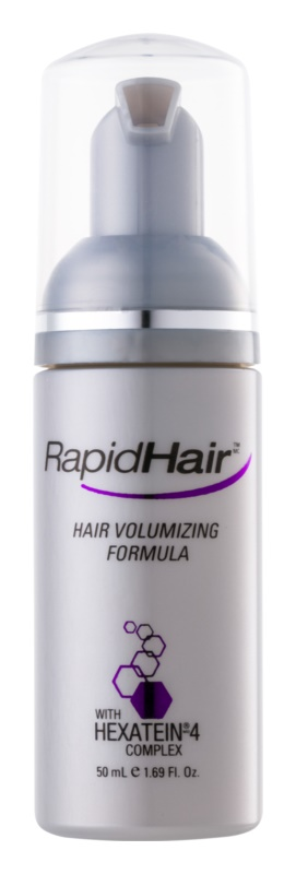 Lifetech RapidHair Schaum zur Stärkung und für mehr Volumen der Haare