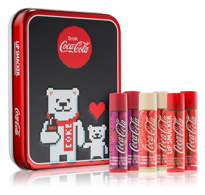 Lip Smacker Coca Cola kozmetická sada II.