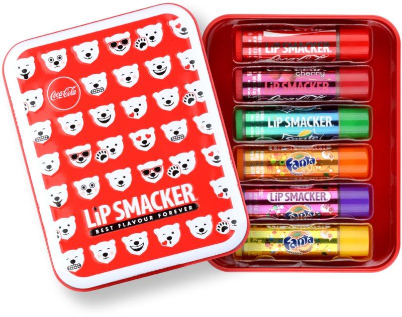 Lip Smacker Coca Cola Mix kosmetická sada V.