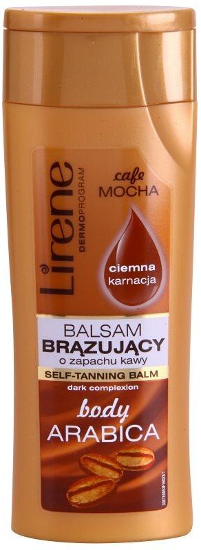 Lirene Body Arabica Self-Tanning Balm For Body