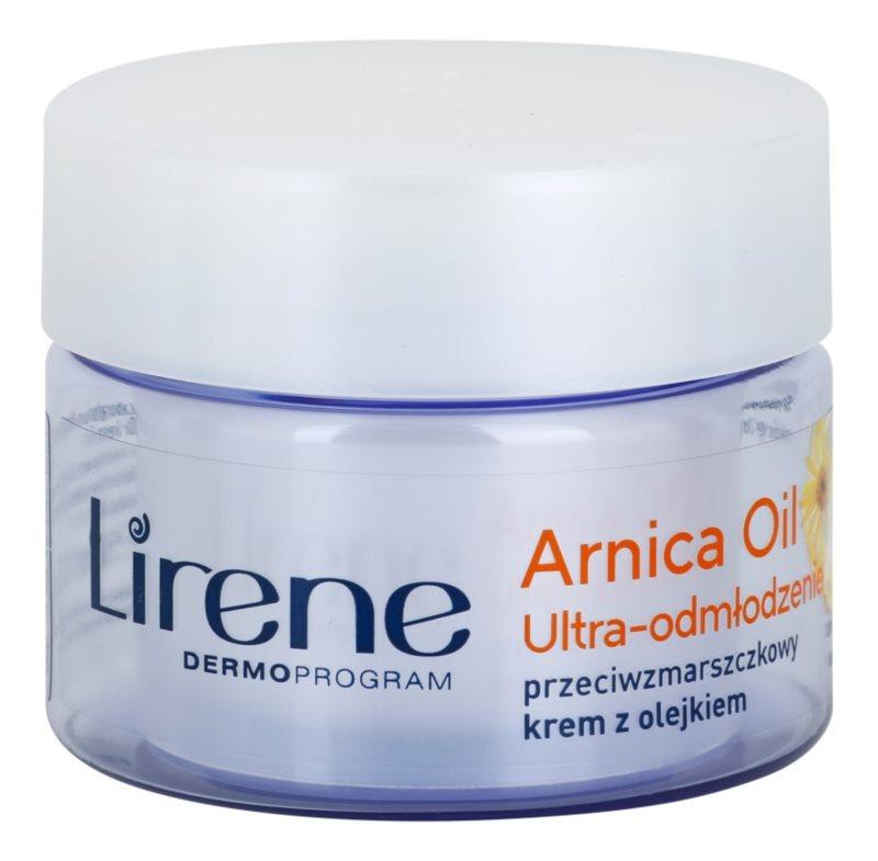 Lirene Essential Oils Arnica vyhlazující krém proti vráskám
