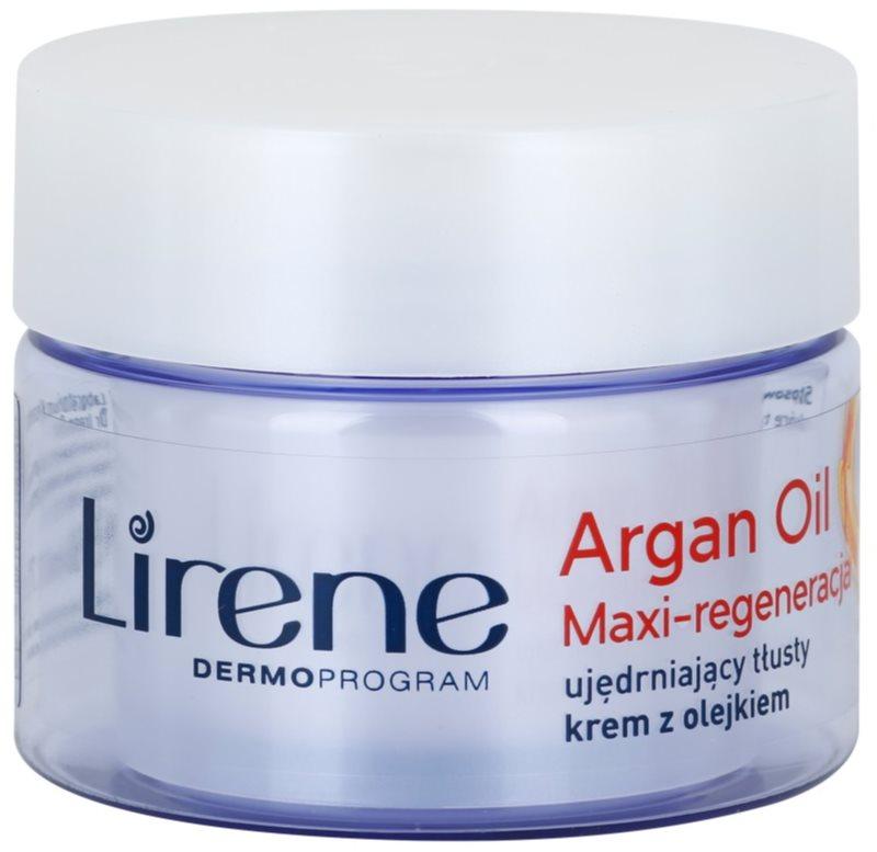 Lirene Essential Oils Argan intenzív regeneráló krém száraz bőrre