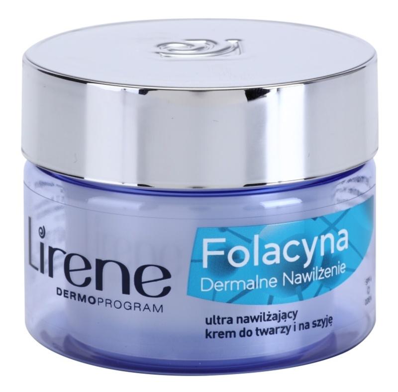 Lirene Folacyna 30+ Feuchtigkeitsspendende Tagescreme SPF 6