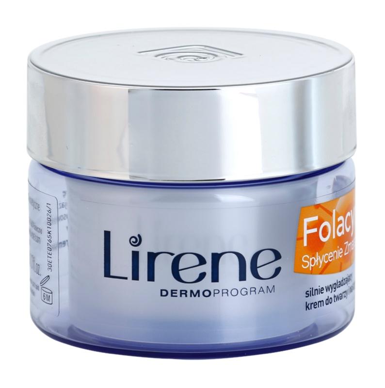 Lirene Folacyna 60+ denní vyhlazující krém SPF 10