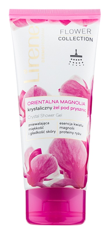 Lirene Flower Collection Oriental Magnolia gel de duche