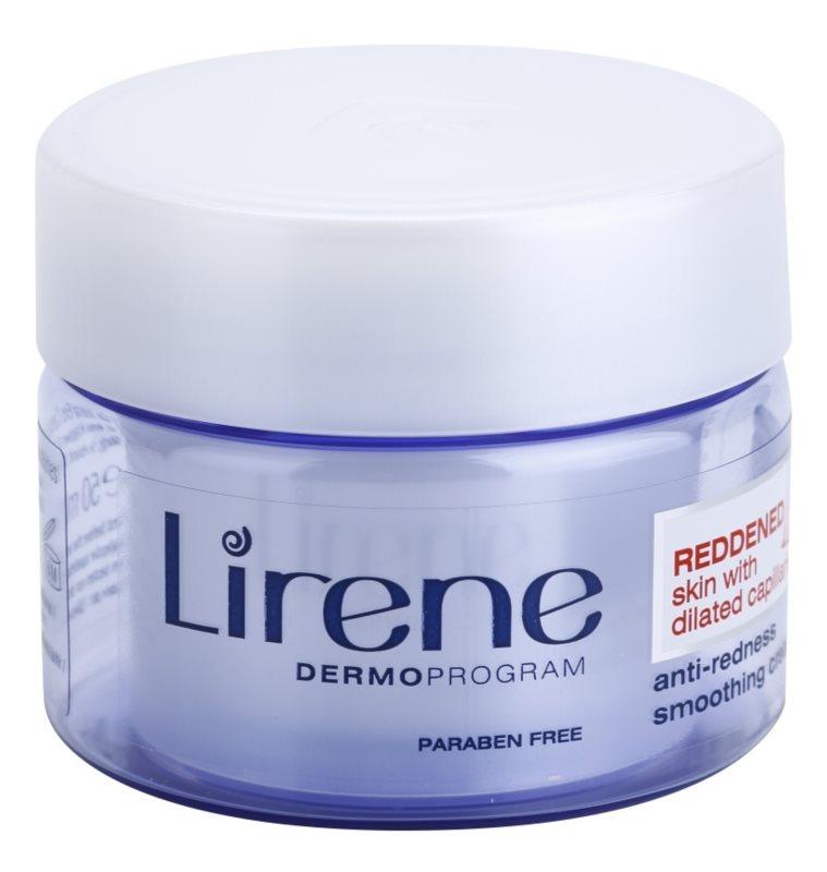 Lirene Healthy Skin+ Redned Skin vyhladzujúci krém proti začervenaniu pleti
