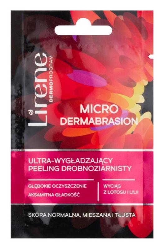 Lirene Masks and Peeling vyhlazující peelingový gel