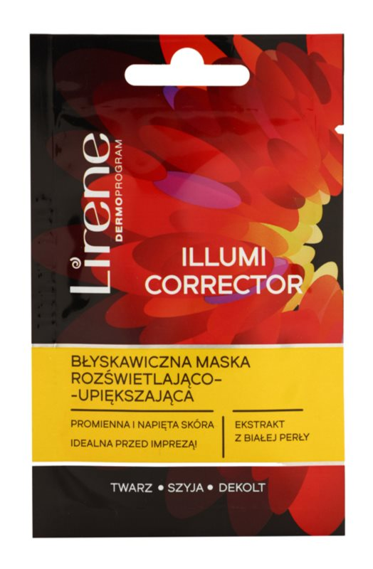 Lirene Masks and Peeling Radiance Mask For Skin Rejuvenation