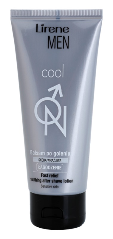 Lirene Men Cool Soothing After Shave Balm