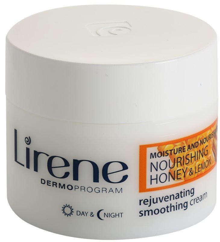Lirene Moisture & Nourishment Rejuvenating and Smoothening Moisturiser with Honey and Lemon