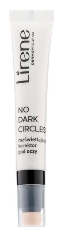 Lirene No Dark Circles corector iluminator zona ochilor