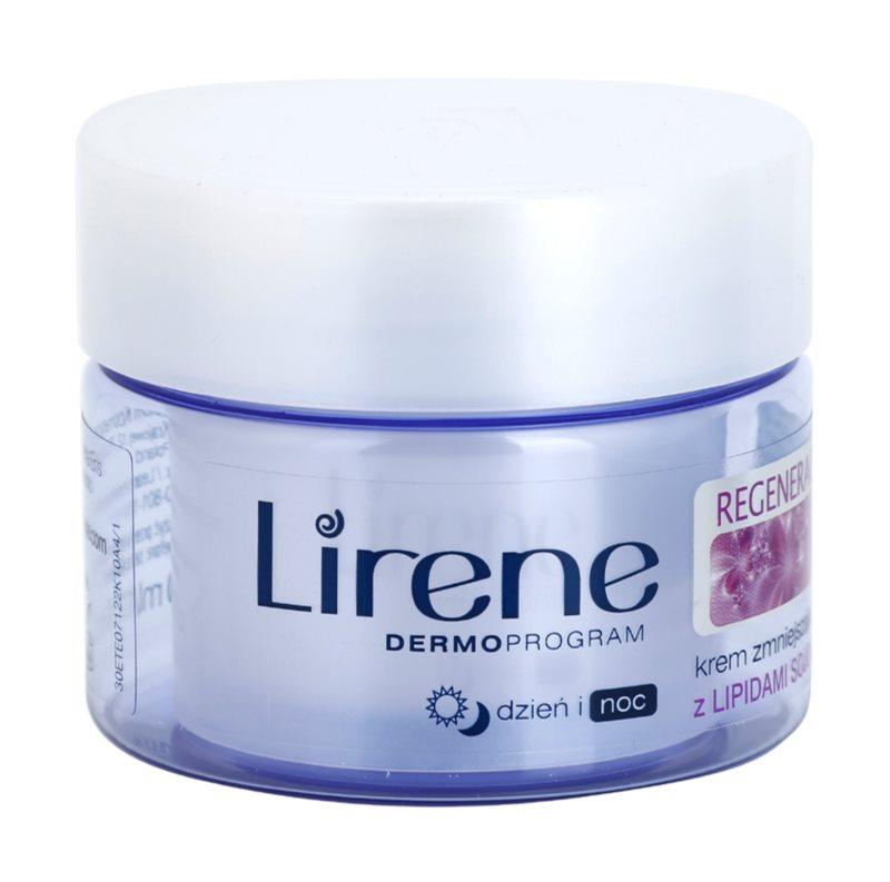 Lirene Rejuvenating Care Regeneration 50+ crema antiarrugas con efecto regenerador