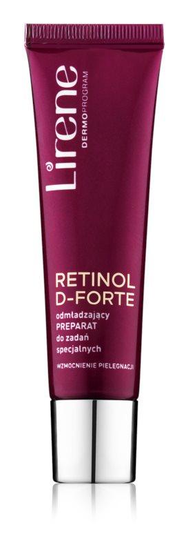 Lirene Retinol D-Forte omlazující noční péče