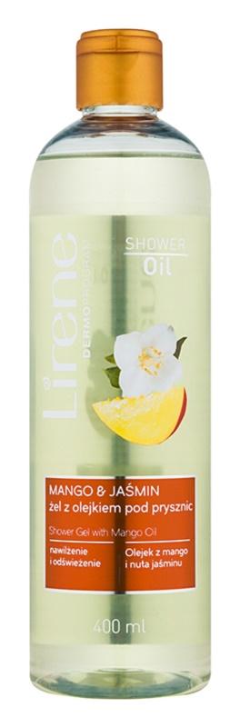 Lirene Shower Oil Duschgel mit Mangoöl