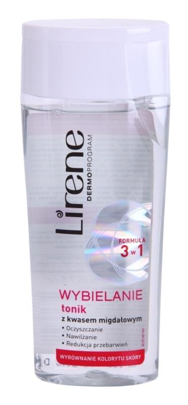 Lirene Whitening tonikum pro sjednocení barevného tónu pleti