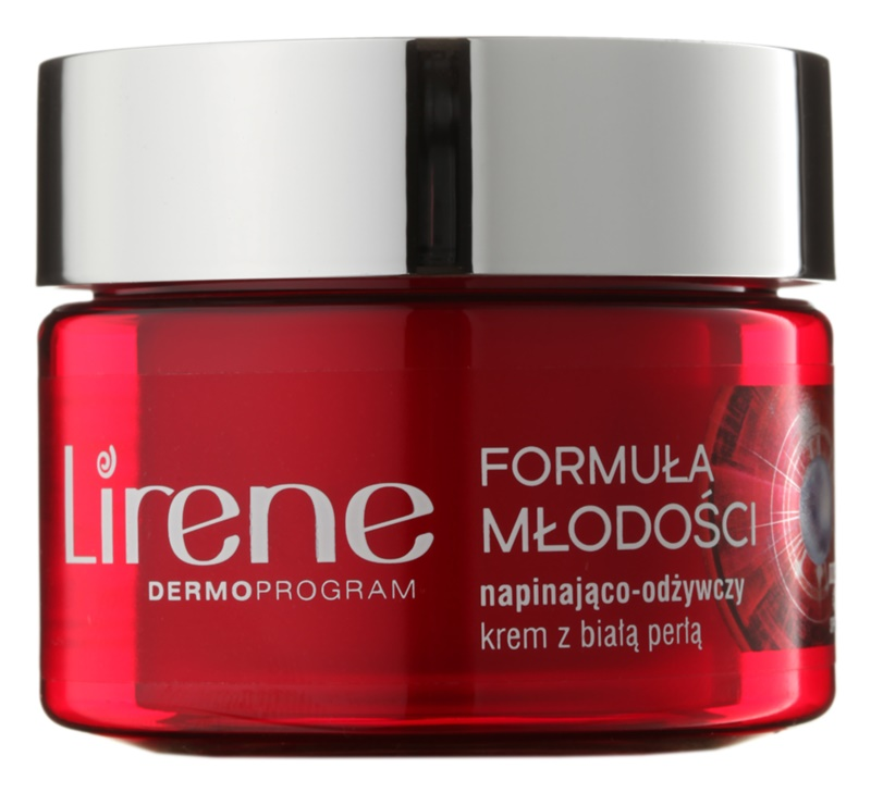 Lirene Youthful Formula 55+ Tightening Cream with Nourishing Effect