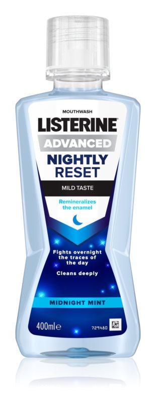 Listerine Nightly Reset apa de gura